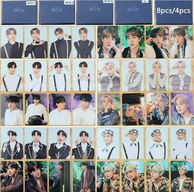 bts 5th muster magic shop photocard set uk seller