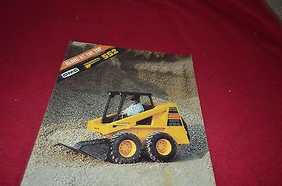 342 Mustang skid Steer manual