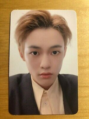 nct dream tour chenle dream show concert official fortune photocard