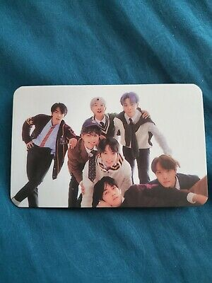 bts map of the soul 7 version 4 photocard group us seller